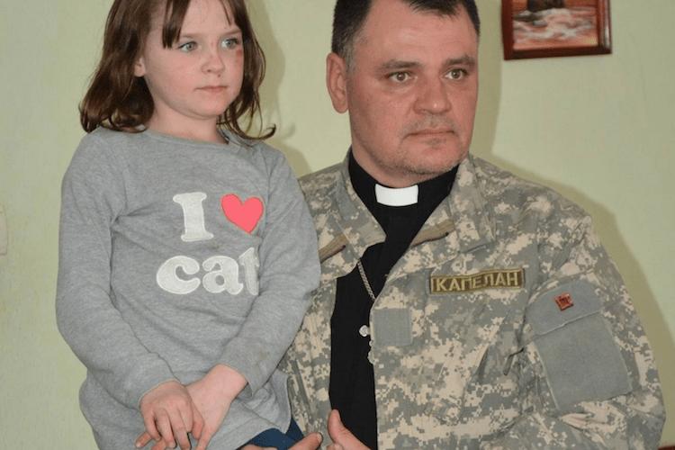 Gennadyi Mokhnenkon vetoomus Itä-Ukrainan sotatoimialueelta