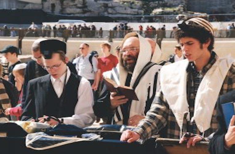 MedieMissionens arbete bland judar leder dem till Messias