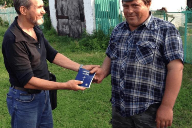 Mer litteratur behövs i Ryssland när coronapandemin pågår