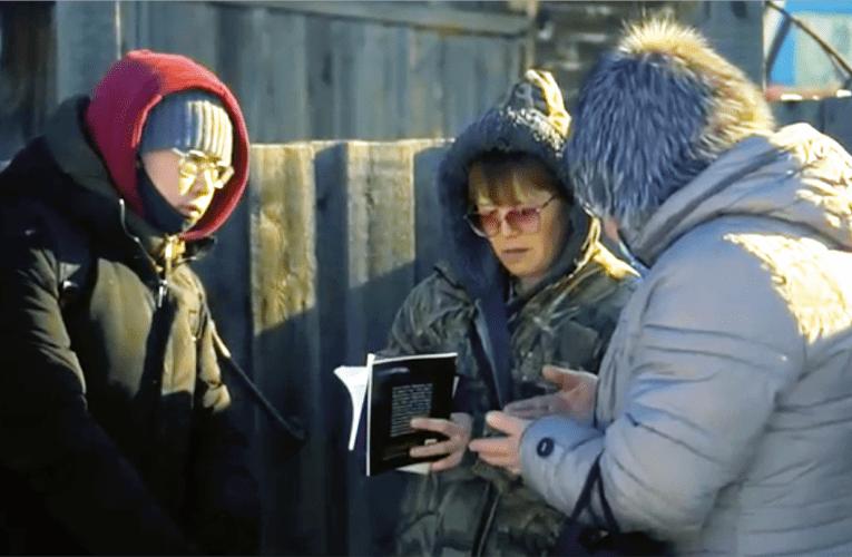 Evangeliet sprids effektivt i Ryssland